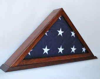 Flag Display Case - Memorial