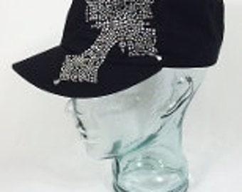 Bling Cross Hat