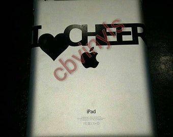 Cheer Sticker Ipad etc