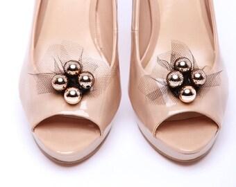 Grass Widow Copper shoe clips