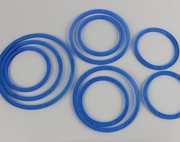 Blue - War Machine Blast/Deviation Ring Pack