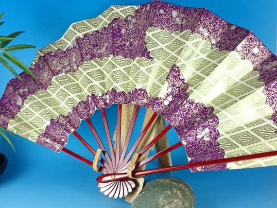 Paper japanese fan asian