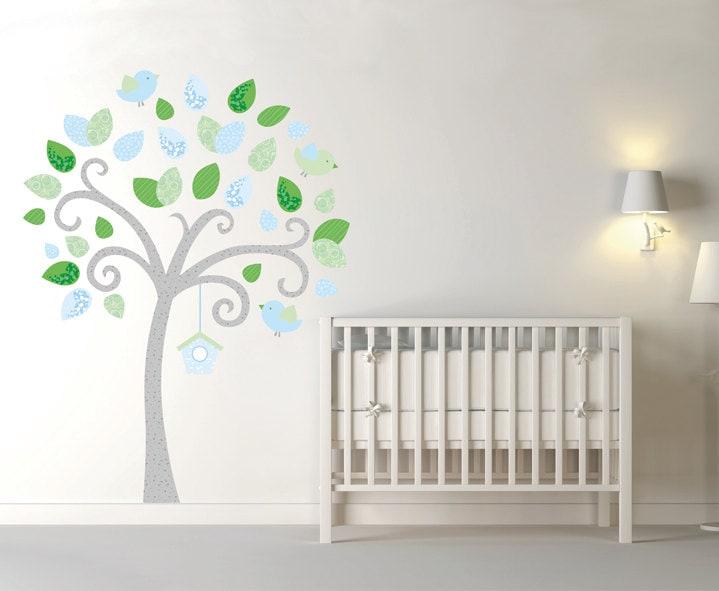 Stencil per camerette bambini decorazioni pareti - Stencil camerette bambini ...