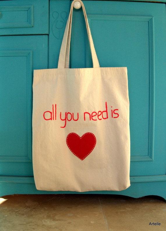 Items similar to freeshipping full handmade cotton bag for Handmade useful items