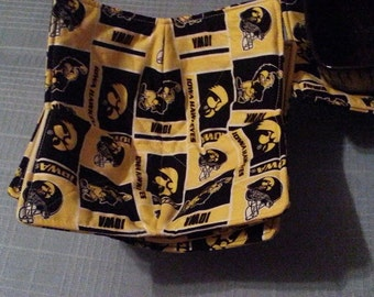 Iowa Hawkeyes microwave bowl potholder
