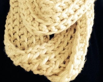 Simple Cowl Scarf