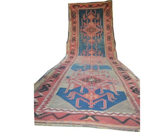 Antique  Qafqazi Dhagestan Long Runner