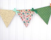 Anne of Green Gables - Deluxe Paper Pennant Banner