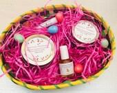 Organic Basket Gift Set