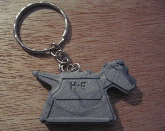 K-9 Keychain, Doctor Who Accessories, Doctor Who Keychain