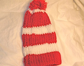 Warm, Soft Stocking Hat For Your Baby