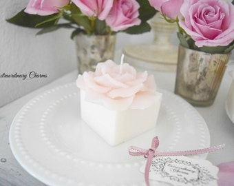 Romantic Flower Candle(Rose) *  Pure Lady