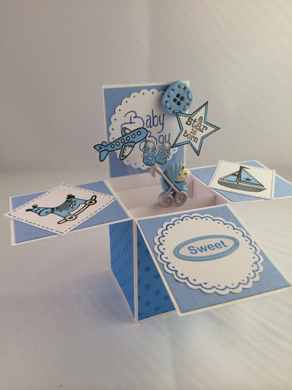 Baby Shower Gift Card Value ~ Baby shower invitation boy by
