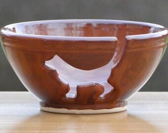 Yarn Bowl - Dog