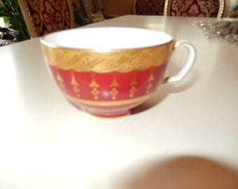 SAN FRANCISCO CALIFORNIA Nathun Dohrmann Co Teacup