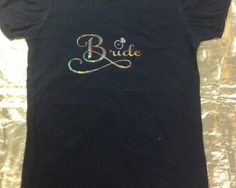 Comfort Colors Bride T shirt
