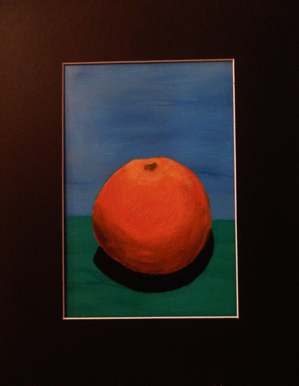 Radiant orange acrylic painting by paintingradiantfaith on for Radiant plexiglass