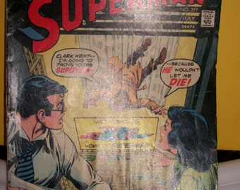 DC- SUPERMAN Issue # 277
