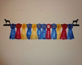 Showoff Ribbon Rack #0136W - German Shorthair Pointer