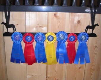Showoff Ribbon Rack #0014S - Quarter Horse