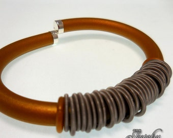 Brown Abaco Style Bracelet