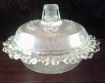 Jewellery Box / Trinket Box Italian Glass