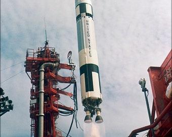 24x36 Poster; Gemini-Titan 11 Launch Gemini 11