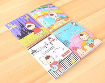 Pony Brown Cookies Girl Diary Journal Planner Notebook Super Cute Kawaii Pocket Size