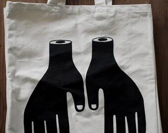 Heavy Duty Tote Bag By Celeste Potter