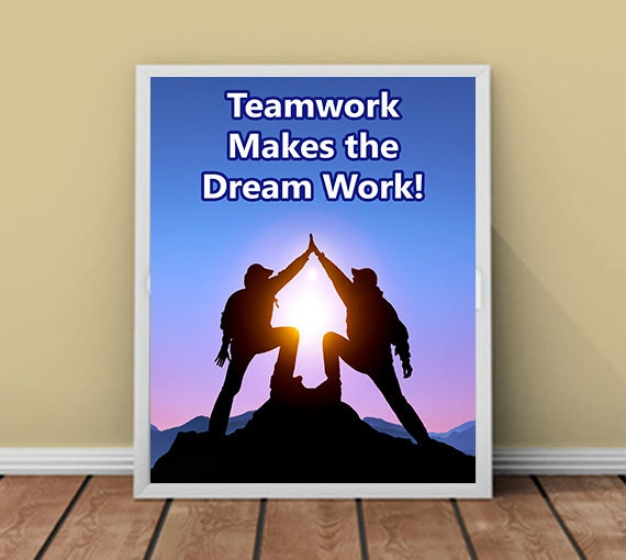 Motivational Quotes For Sports Teams: Items Similar To Printable Art
