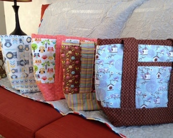 Owl Totes, Choice of