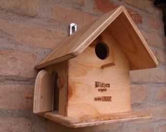 Blitzenpet, House For Little Birds, made in Italy 100%