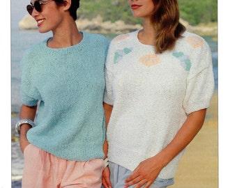 womens sweaters dk knitting pattern 99p pdf
