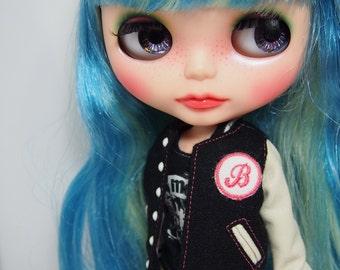 "Dress patterns and instructions 'Award Jacket"" (for Blythe)"
