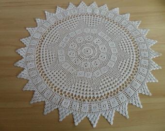 Crochet Doily Handmade Lace,home dekor