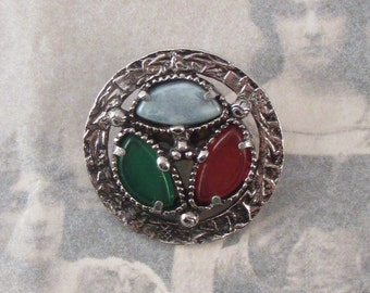 Vintage Brooch from Jacobite (signed)