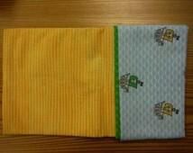 Pillowcase Kit- 100% Cotton - Pirates Theme