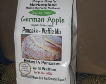 German Apple Pancake Mix