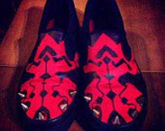 Darth Maul Shoes