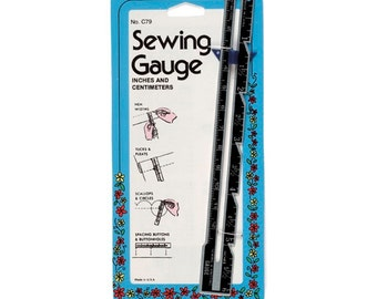 Sewing Gauge by Collins Item # W-79