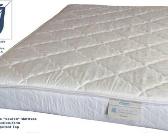 popular items for crib mattress on etsy. Black Bedroom Furniture Sets. Home Design Ideas