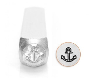 ImpressArt Anchor 6mm Design Stamp