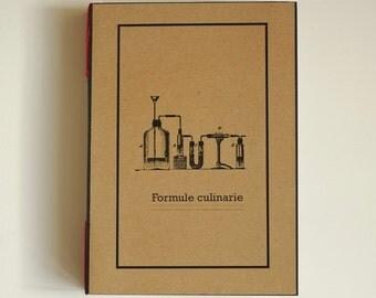 Formule chimiche, Cookbook