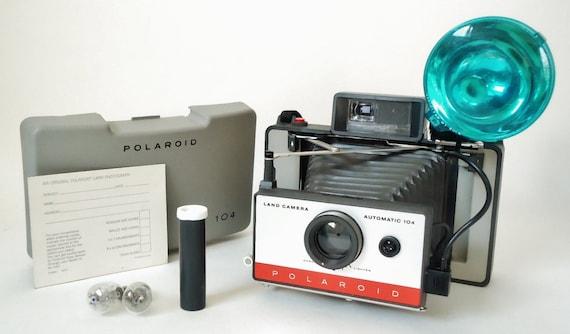 Vintage Polaroid Automatic 104