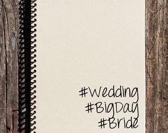 Wedding Journal - Bride Gift - Bride Notebook