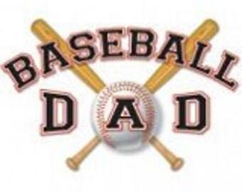 baseball dad tee shirt,