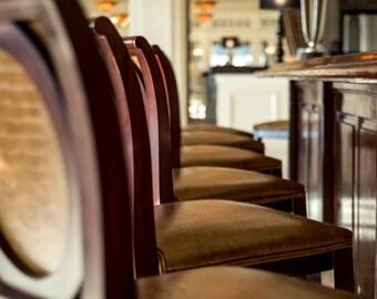 Hey, Bartender - Original photograph by Claudia Heidelberger