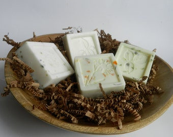 Goat's Milk Wash Bar All-Natural, Creamy, Freshly made to order, Moisturizing and Cleansing