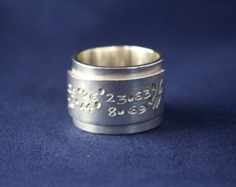 Ring Silver Coordinates