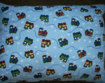 Flannel Nursery PIllows!